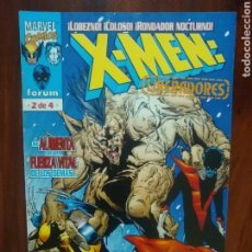 Cómics: X-MEN - LIBERADORES - 2 - VOLUMEN 1 - MARVEL COMICS - FORUM. Lote 65737918