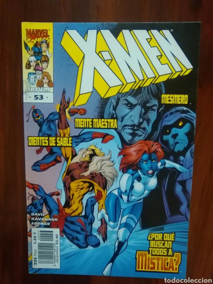 X-MEN - 53 - VOLUMEN 2 - VOL 2 - SERIE REGULAR - MARVEL COMICS - FORUM (Tebeos y Comics - Forum - X-Men)