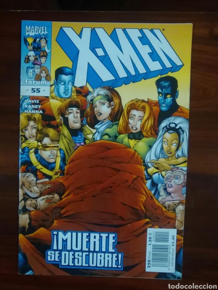 X-MEN - 55 - VOLUMEN 2 - VOL 2 - SERIE REGULAR - MARVEL COMICS - FORUM (Tebeos y Comics - Forum - X-Men)