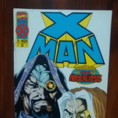 Cómics: X MAN - NÚMERO 3 - VOLUMEN 1 - VOL 1 - MARVEL COMICS - FORUM. Lote 68038553
