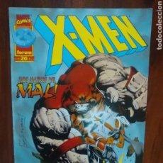 Cómics: X-MEN - VOL 2 - VOLUMEN 2 - NÚMERO 20 - MARVEL COMICS - FORUM. Lote 89806728