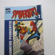 Cómics: SPIDERGIRL VOL. 2 Nº 2 ASUNTOS PENDIENTES- FORUM SDX17. Lote 126719591