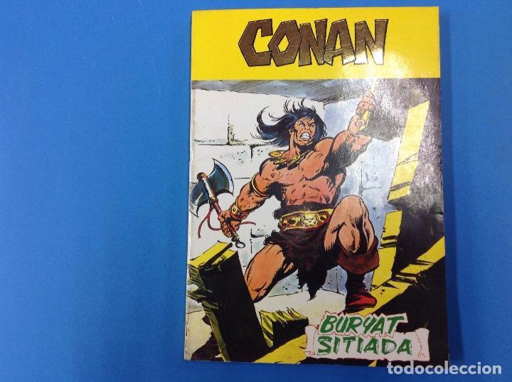 CONAN RETAPADO. NUMEROS 38, 39, 40, 42 Y 43. SIN LEER. (Tebeos y Comics - Forum - Retapados)