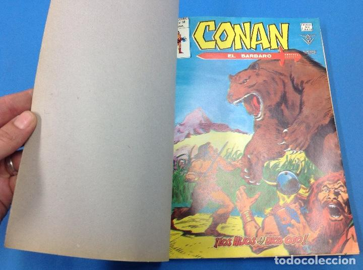 Cómics: CONAN RETAPADO. Numeros 38, 39, 40, 42 y 43. sin leer. - Foto 2 - 126719783