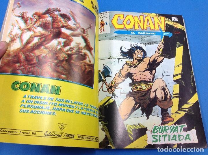 Cómics: CONAN RETAPADO. Numeros 38, 39, 40, 42 y 43. sin leer. - Foto 3 - 126719783