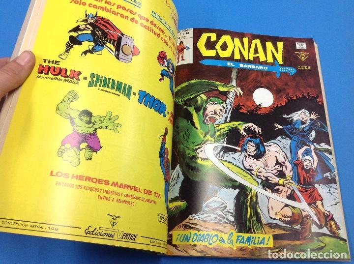 Cómics: CONAN RETAPADO. Numeros 38, 39, 40, 42 y 43. sin leer. - Foto 4 - 126719783