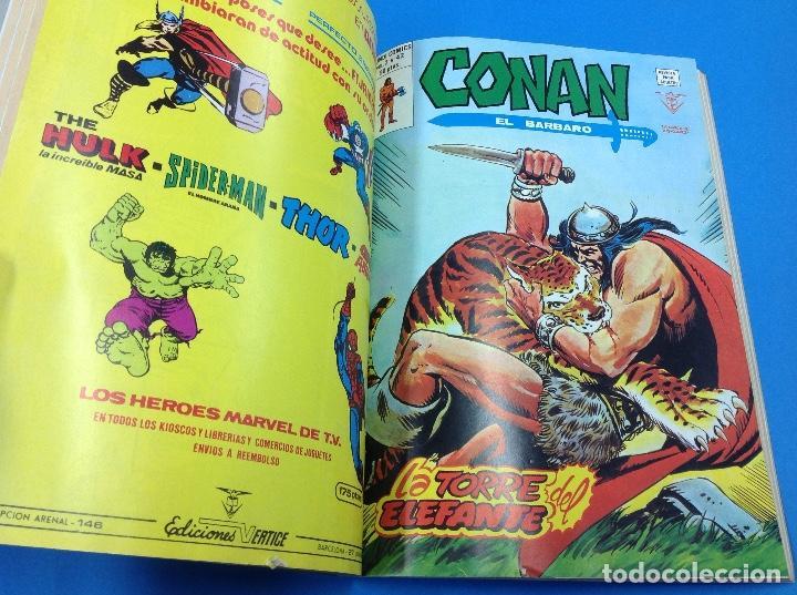 Cómics: CONAN RETAPADO. Numeros 38, 39, 40, 42 y 43. sin leer. - Foto 5 - 126719783