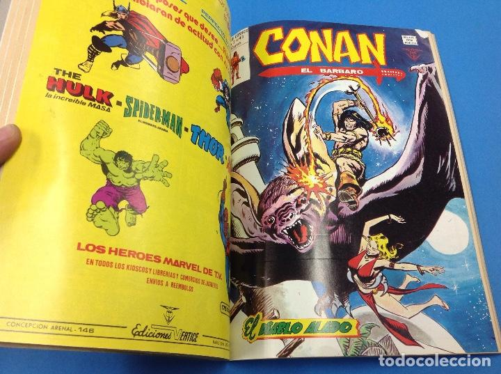 Cómics: CONAN RETAPADO. Numeros 38, 39, 40, 42 y 43. sin leer. - Foto 6 - 126719783