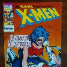 Cómics: LAS NUEVAS AVENTURAS DE LOS X-MEN -5 - VOL 1 - SERIE REGULAR - MARVEL - FORUM. Lote 68011485