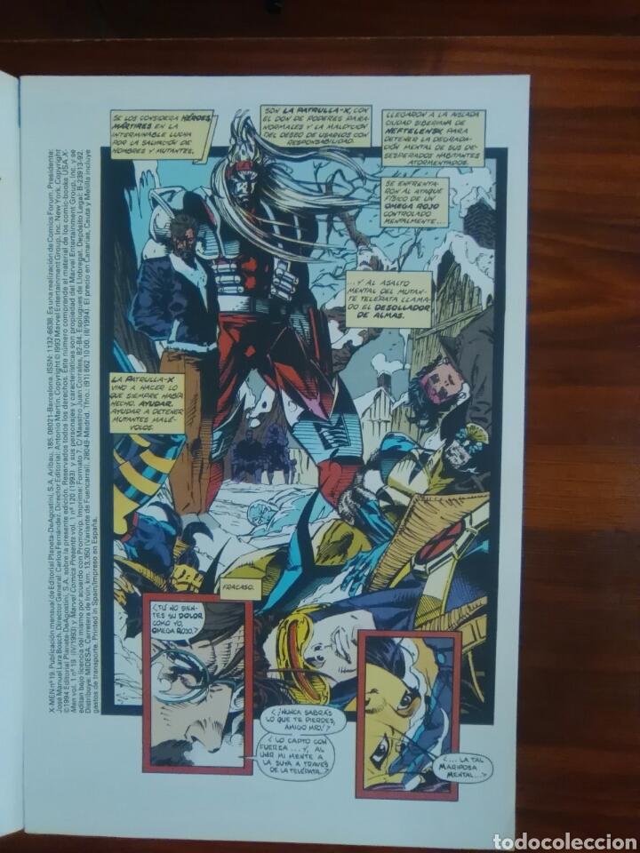 Cómics: X-MEN - VOL 1 - NÚMERO 19 - MARVEL COMICS - FORUM - Foto 2 - 69571301