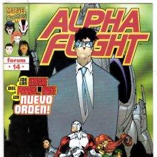 Cómics: ALPHA FLIGHT VOL.2 - PLANETA 1998 - #14 DE 20. Lote 126768803