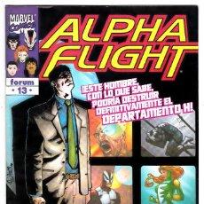 Cómics: ALPHA FLIGHT VOL.2 - PLANETA 1998 - #13 DE 20. Lote 126768843