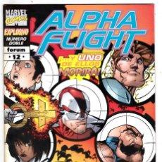 Cómics: ALPHA FLIGHT VOL.2 - PLANETA 1998 - #12 DE 20. Lote 126768923