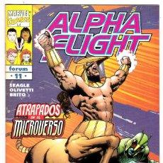 Cómics: ALPHA FLIGHT VOL.2 - PLANETA 1996 - #11 DE 20. Lote 126769027