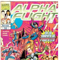 Cómics: ALPHA FLIGHT VOL.2 - PLANETA 1996 - #10 DE 20. Lote 126769079