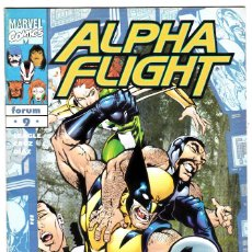 Cómics: ALPHA FLIGHT VOL.2 - PLANETA 1996 - #9 DE 20. Lote 126769119