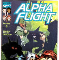 Cómics: ALPHA FLIGHT VOL.2 - PLANETA 1996 - #8 DE 20. Lote 126769183