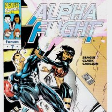 Cómics: ALPHA FLIGHT VOL.2 - PLANETA 1996 - #7 DE 20. Lote 126769211