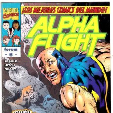 Cómics: ALPHA FLIGHT VOL.2 - PLANETA 1996 - #6 DE 20. Lote 126769519