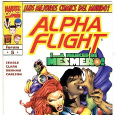 Cómics: ALPHA FLIGHT VOL.2 - PLANETA 1996 - #5 DE 20. Lote 126769543