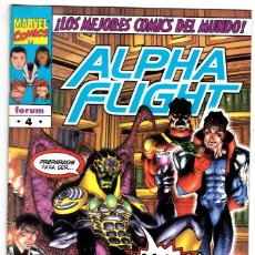 Cómics: ALPHA FLIGHT VOL.2 - PLANETA 1996 - #4 DE 20. Lote 126769579