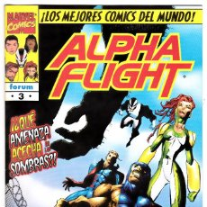 Cómics: ALPHA FLIGHT VOL.2 - PLANETA 1996 - #3 DE 20. Lote 126769611