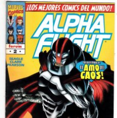 Cómics: ALPHA FLIGHT VOL.2 - PLANETA 1996 - #2 DE 20. Lote 126769651