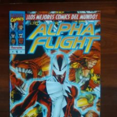 Cómics: ALPHA FLIGHT - VOLUMEN 2 - SERIE REGULAR - 1 - MARVEL - FORUM. Lote 67885721