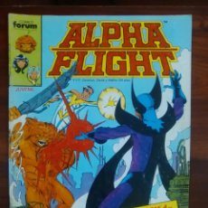 Cómics: ALPHA FLIGHT - VOL 1 - NÚMERO 16 - MARVEL CÓMICS - FORUM. Lote 70006837