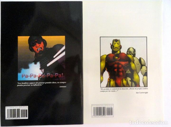 Cómics: IRON MAN: CRASH. FORUM. COMPLETA 2 NÚMEROS. PLANETA DE AGOSTINI. 1992. LÍNEA EPIC. - Foto 2 - 126891235