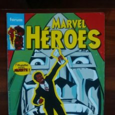 Cómics: MARVEL HÉROES - NÚMERO 40 - VOL 1 - DOCTOR MUERTE - MARVEL - FORUM. Lote 68992409