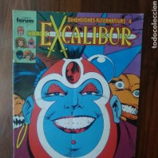 Cómics: EXCALIBUR - 15 - VOLUMEN 1 - VOL 1 - SERIE REGULAR - MARVEL COMICS - FORUM. Lote 57767406