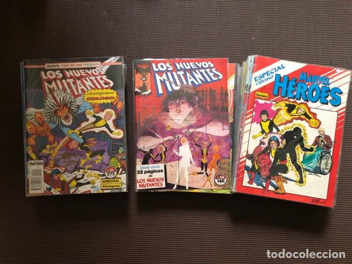 NUEVOS MUTANTES COMPLETA (Tebeos y Comics - Forum - Nuevos Mutantes)
