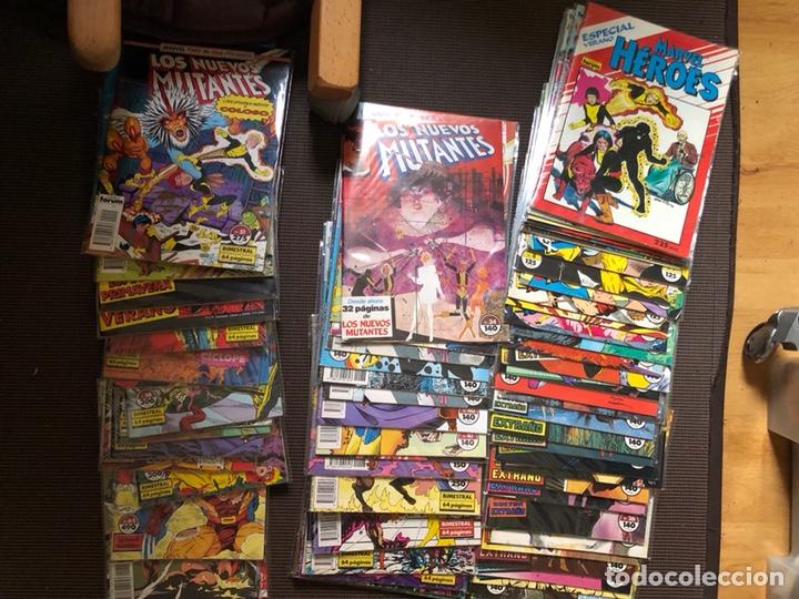 Cómics: Nuevos mutantes completa - Foto 2 - 126999040