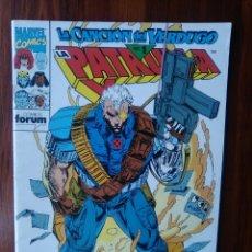 Cómics: LA PATRULLA X - VOLUMEN 1 - SERIE REGULAR - 133 - MARVEL COMICS - FORUM. Lote 67570261