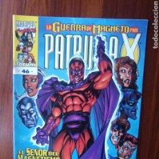 Cómics: LA PATRULLA X - SERIE REGULAR - VOL 2 - NÚMERO 46 - MARVEL COMICS - FORUM. Lote 67790033