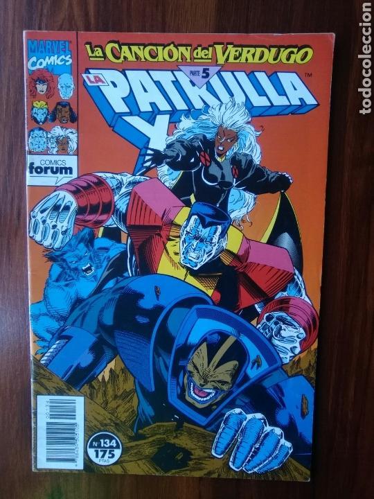 LA PATRULLA X - VOLUMEN 1 - SERIE REGULAR - 134 - MARVEL COMICS - FORUM (Tebeos y Comics - Forum - Patrulla X)