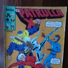 Cómics: LA PATRULLA X - VOLUMEN 1 - SERIE REGULAR - 65 - MARVEL COMICS - FORUM. Lote 67880013