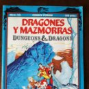 Cómics: 5 DRAGONES Y MAZMORRAS Nº 13-19-22-23-24 DUNGEONS & DRAGONS FORUM-PLANETA 1990 NUEVO. Lote 127152543