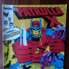 Cómics: LA PATRULLA X - VOLUMEN 1 - SERIE REGULAR - 91 - MARVEL COMICS - FORUM. Lote 67626665