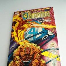 Cómics: LOS 4 FANTASTICOS - MARVEL ACTION HOUR - EDICION ESPECIAL ARGENTINA ALCATENA - FORUM 1996 -EXCELENTE. Lote 127224443