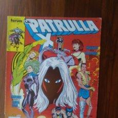 Cómics: LA PATRULLA X - VOLUMEN 1 - SERIE REGULAR - 98 - MARVEL COMICS - FORUM. Lote 152371950