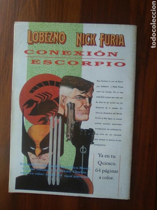 Cómics: LA PATRULLA X - VOLUMEN 1 - SERIE REGULAR - 98 - MARVEL COMICS - FORUM - Foto 3 - 152371950