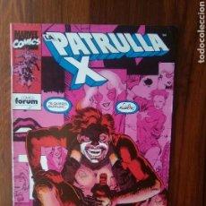 Cómics: LA PATRULLA X - VOLUMEN 1 - SERIE REGULAR - 102 - MARVEL COMICS - FORUM. Lote 152371932
