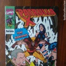 Cómics: LA PATRULLA X - VOLUMEN 1 - SERIE REGULAR - 103 - MARVEL COMICS - FORUM. Lote 152372164