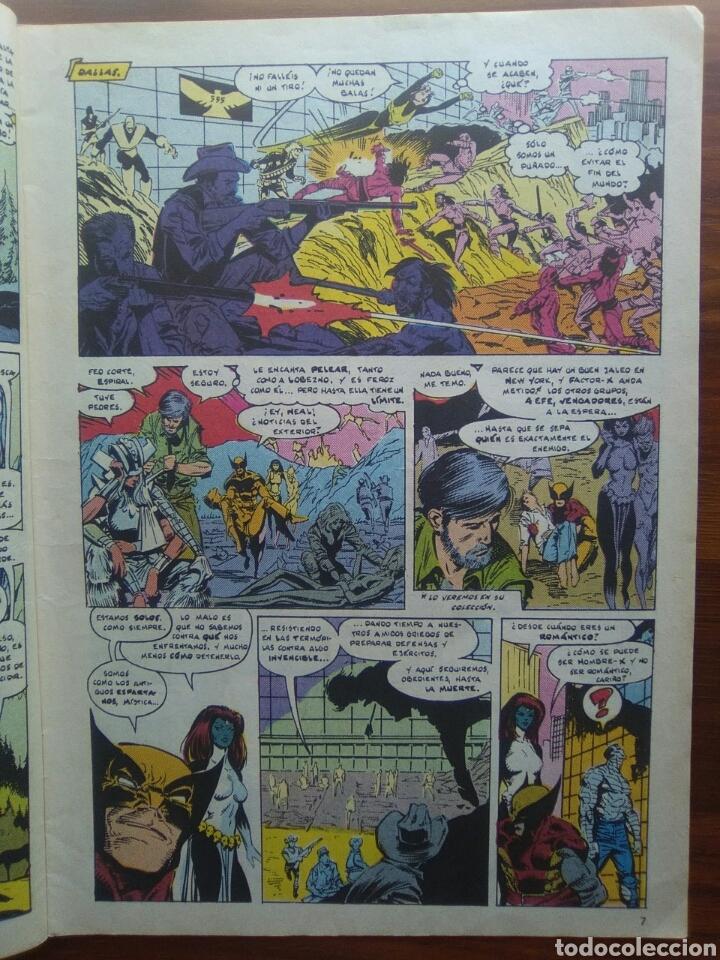 Cómics: LA PATRULLA X - VOLUMEN 1 - SERIE REGULAR - 77 - MARVEL COMICS - FORUM - Foto 2 - 152372050