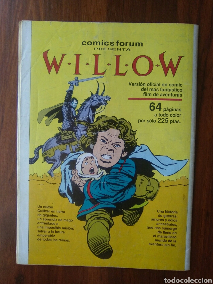 Cómics: LA PATRULLA X - VOLUMEN 1 - SERIE REGULAR - 77 - MARVEL COMICS - FORUM - Foto 3 - 152372050