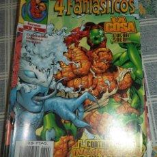 Cómics: LOS 4 FANTASTICOS - MARVEL FORUM - VOL.3 NUMERO 6. Lote 127459767