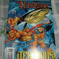 Cómics: LOS 4 FANTASTICOS MARVEL FORUM HEROES RETURN VOL 3 NUMERO 4. Lote 127461003