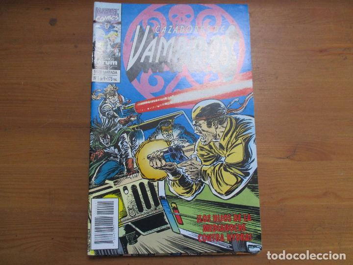 Cómics: Cazadores de Vampiros. Hannibal King. 9 Cómics. Colección completa. Forum - Foto 2 - 127477499